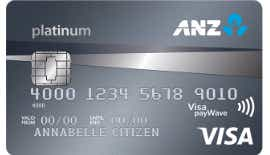 ANZ Low Rate Platinum
