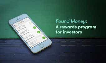 Found Money:  A rewards program for investors