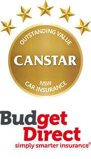Budget Direct wins CANSTAR - Outstanding Value - Car Insurance - NSW