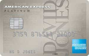 David Jones Amex Platinum Credit Card