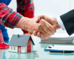 Home loan guarantor