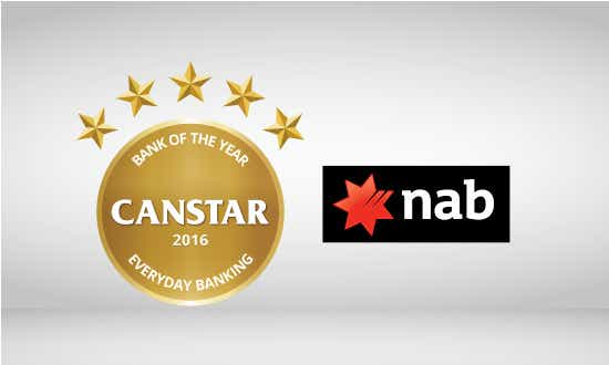 Nab Bank wins 2016 Bank of the Year - Everyday Banking