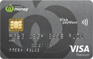 Woolworths Money Platinum Credit Card