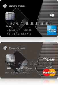 CommBank Diamond Awards Credit Card