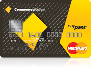 CommBank Low Rate Credit Card