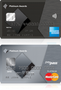 CommBank Platinum Awards Credit Card