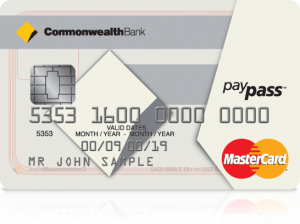 CommBank Student Credit Card