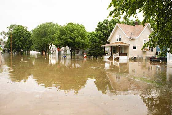 does your home insurance or car insurance cover flood damage