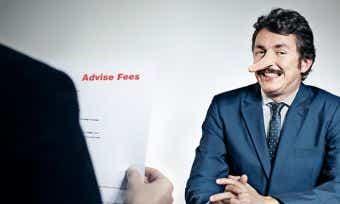 ASIC on advise fees