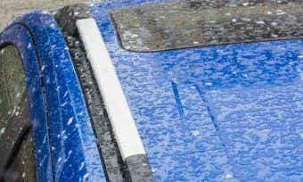 6 ways to protect your car from hail and storm damage