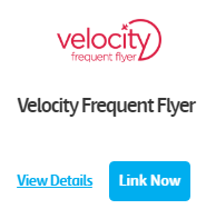 linking flybuys and velocity frequent flyer account