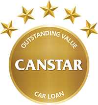 CANSTAR - Outstanding Value - Car Loan