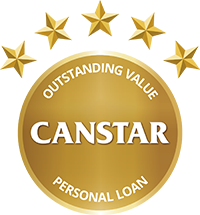 CANSTAR - Outstanding Value - Personal Loan