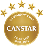 CANSTAR - Outstanding Value - SMSF Loan - 1 Year Fixed