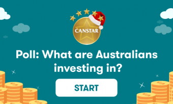 What do Australians investing in