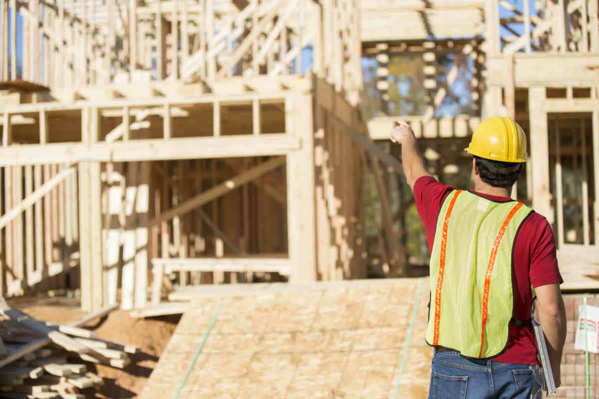 how to go about building your own house