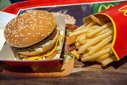 Big Mac Index and currency exchange