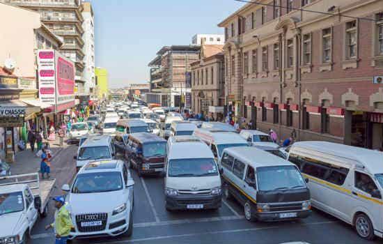 south africa roads