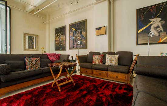 Melbourne, VIC – Warehouse Apartment on Flinders Lane