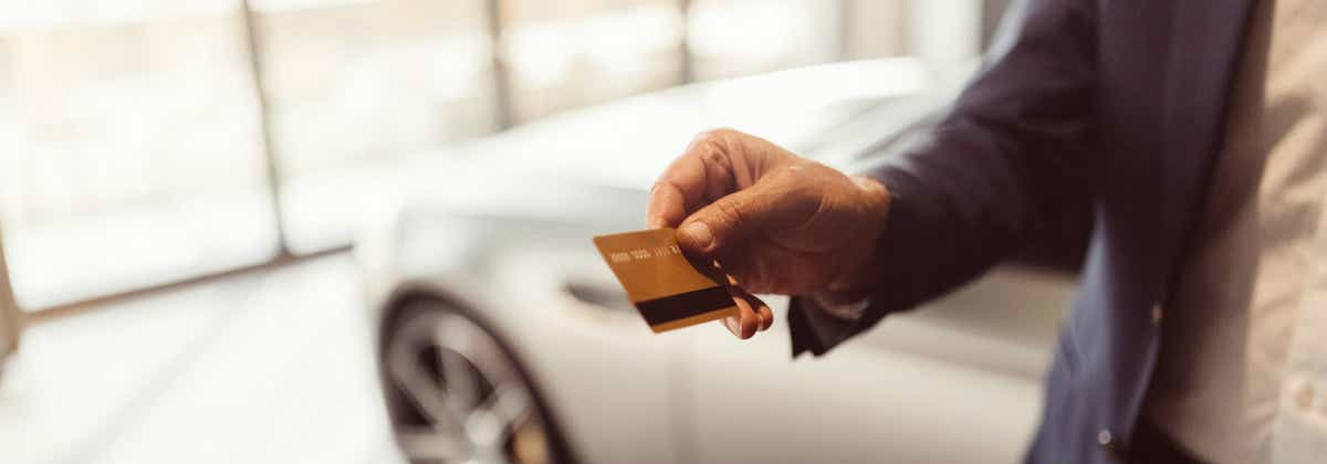 Can You Buy A Car With A Credit Card Canstar