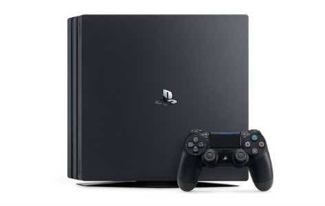 PS4 Pro christmas gift
