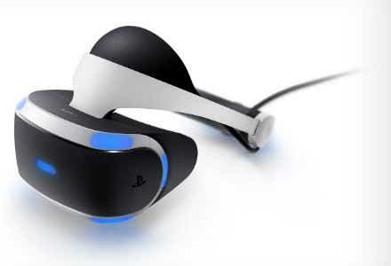 Playstation VR christmas gift
