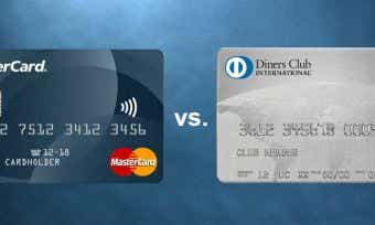 MasterCard vs Diners Club: What's the difference?