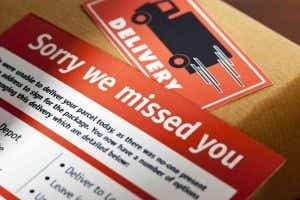 Missed Parcel Delivery