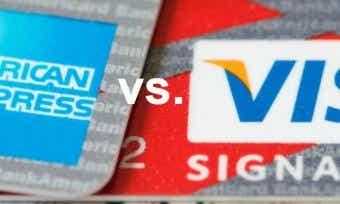 What's The Difference Between Visa And AMEX?