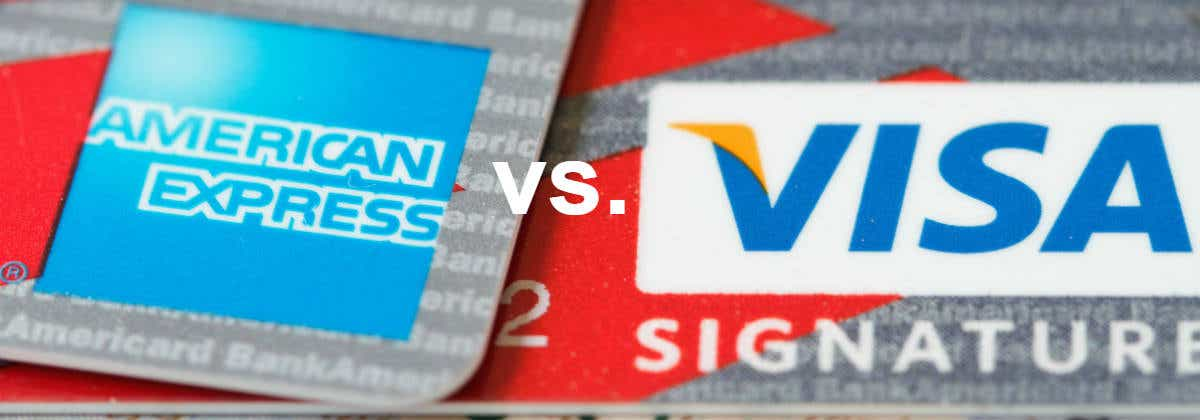 Visa Vs AMEX: Difference Between Visa And AMEX - CANSTAR