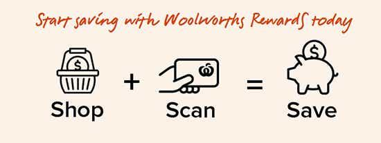 woolworths rewards