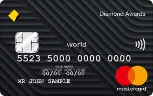 Commbank Gold Awards Credit Card
