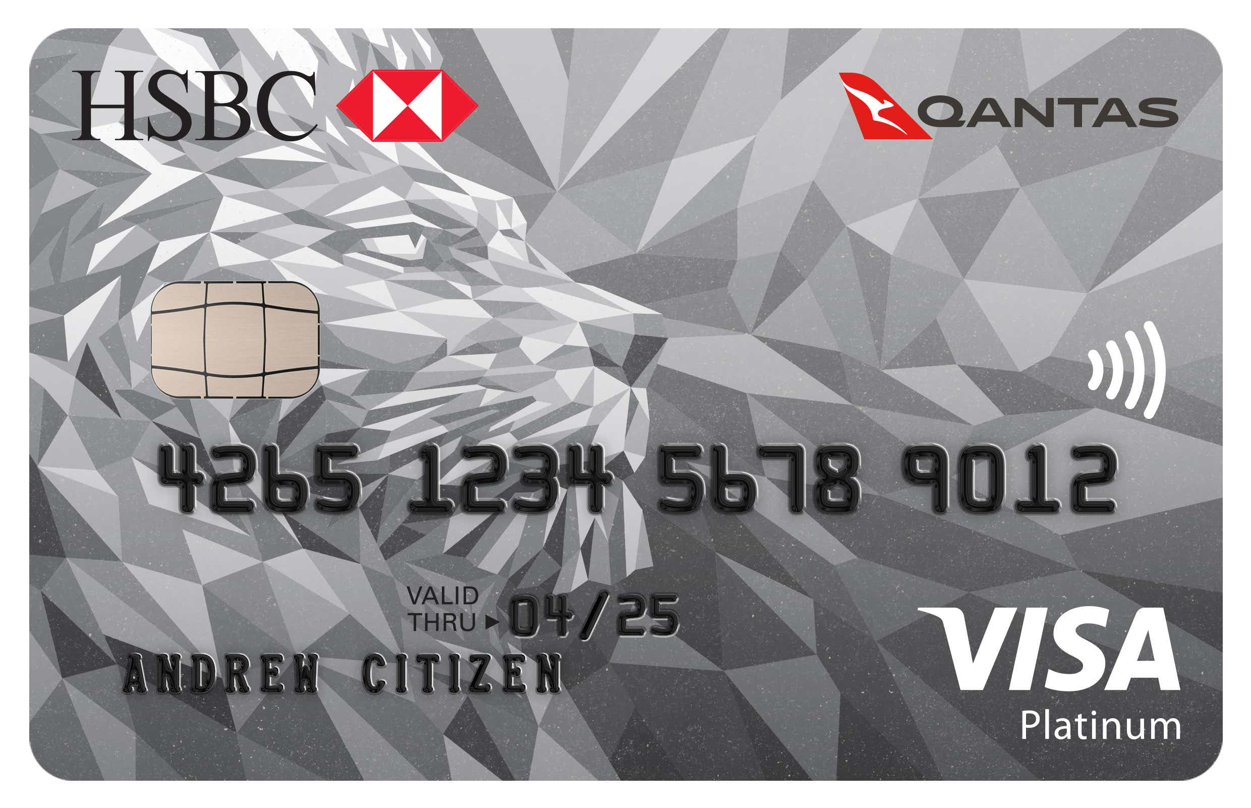 Hsbc credit cards review compare canstar hsbc platinum qantas credit card reheart Images