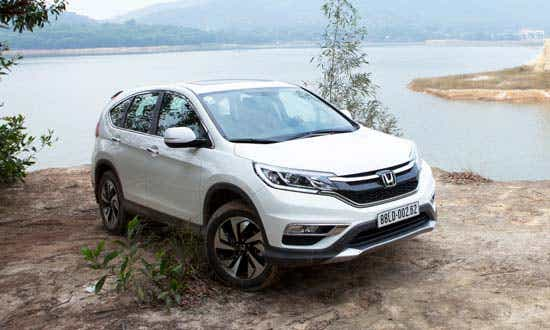 Honda CR-V Depreciation Rate