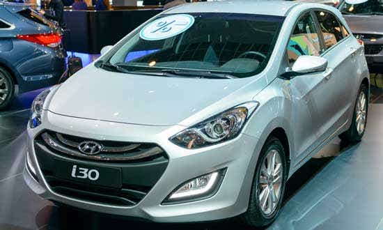 Hyundai i30 Drepreciation Rate