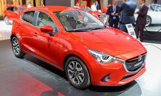 Mazda 2 Depreciation Rate