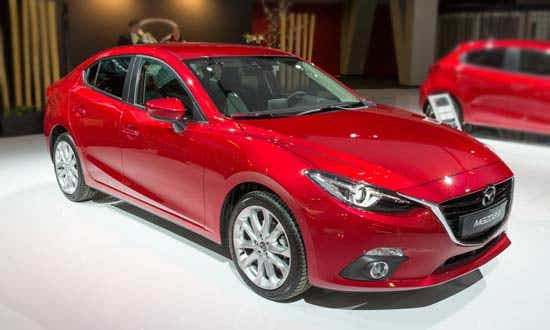 Mazda 3 Depreciation Rate