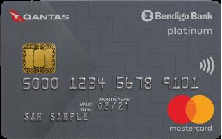 Qantas Platinum Mastercard