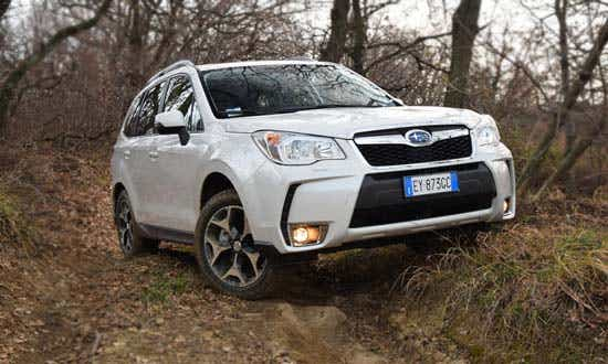 Subaru Forester Depreciation Rate