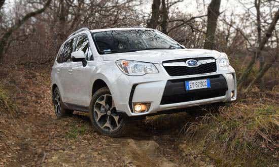 Subaru Forester Depreciation Rate