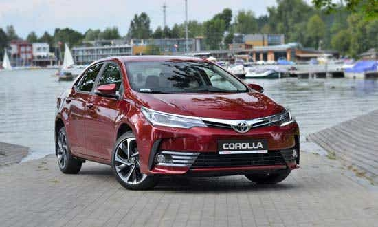 Toyota Corolla Depreciation Rate
