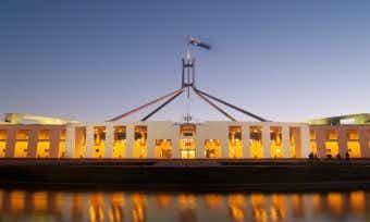 highest spending on domestic travel australia