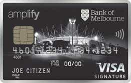 Bank of Melbourne Amplify Signature