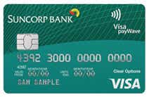 suncorp standard credit card