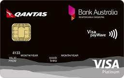 Bank Australia Platinum Rewards Visa