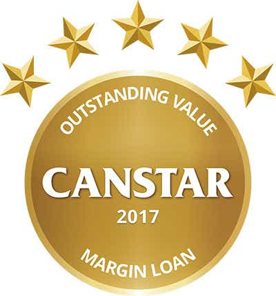 canstar outstanding value margin loan