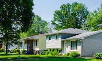 What is a split home loan?