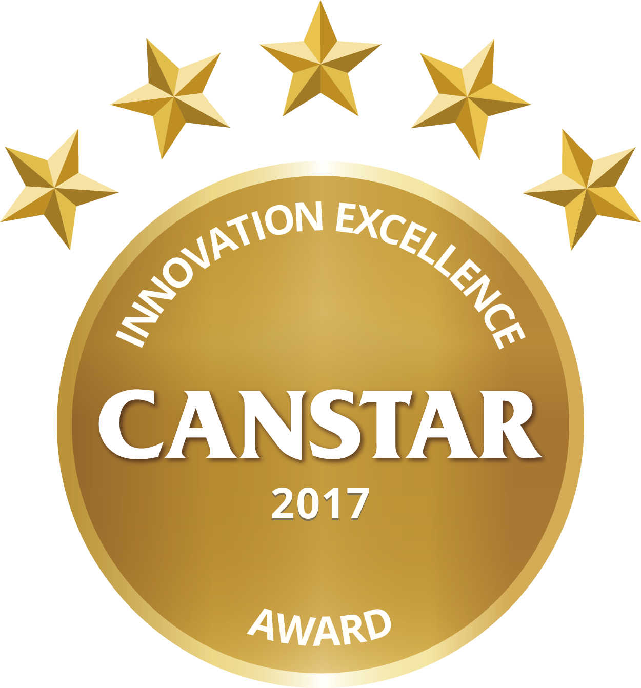 CANSTAR 2017 - Innovation Excellence Award