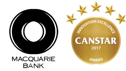 Macquarie Bank Online Banking Wins 2017 Innovation Award – CANSTAR