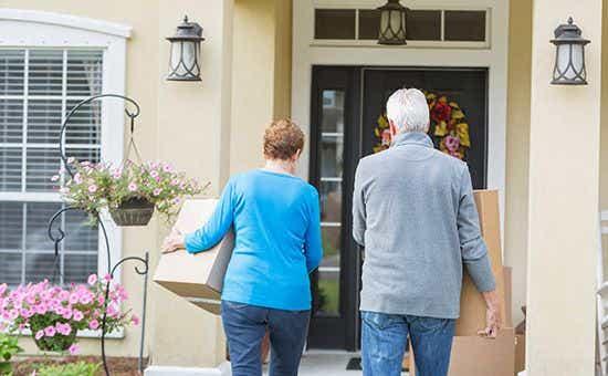 encouraging seniors to downsize